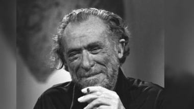 Fotografía del desaparecido Charles Bukowski