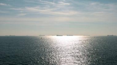 Más de la mitad de los océanos, afectados por el cambio climático