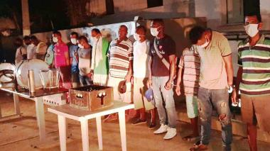En Sucre sancionaron hasta los músicos