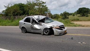 Accidentalidad en las vías de Córdoba se redujo en un 17.5 por ciento