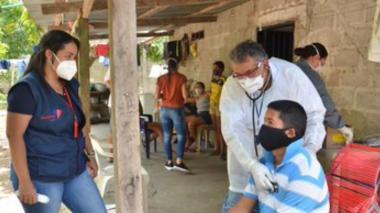 """""""Cuídense, estamos llegando al pico más alto de la pandemia"""": Mello Castro"""