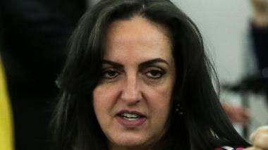María Fernanda Cabal no trinó que