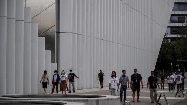 """Autoridades chinas advierten del peligro de """"objetos contaminados"""" con virus"""
