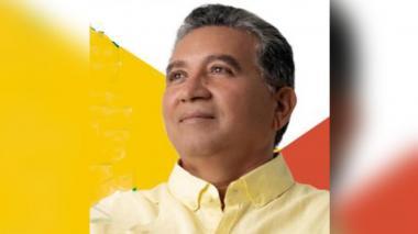 Concejal Felipe Santiago Mejía Herrera.