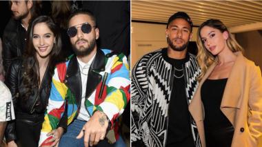 ¡Instagram de Maluma desapareció!, ¿habría sido por Natalia y Neymar?