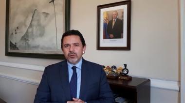 """""""Gobierno apoyará casos contra Mancuso en Tribunal Europeo de DD.HH."""""""
