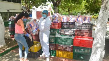 Programa de Alimentación Escolar PAE aumenta su cobertura en Soledad