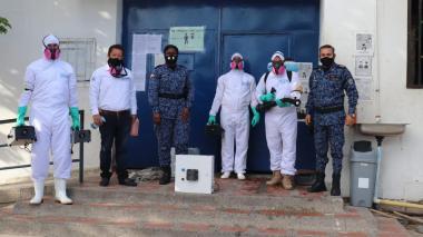 Medidas en la cárcel de Riohacha por once positivos para Covid-19
