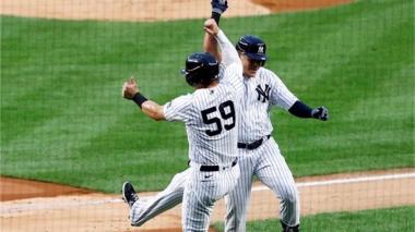 En video | Gio Urshela pegó su quinto jonrón del año en derrota de Yankees