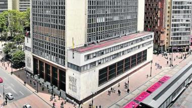 Sede del Banco de la República en Bogotá.