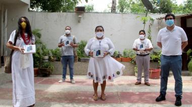 Distrito y comunidades indígenas fortalecen proyectos de cabildos