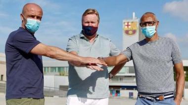 Henrik Larsson se incorpora el equipo técnico de Koeman en el Barcelona