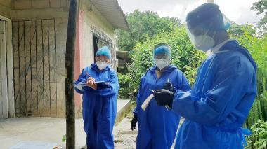 Sucre supera los 10.100 casos de coronavirus