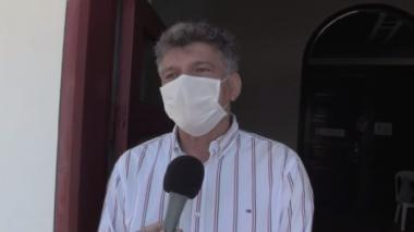 David Múnera, secretario del Interior de Cartagena.