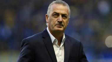 Gustavo Alfaro, a un paso de la la selección de Ecuador