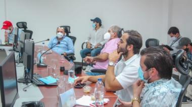Pacto del Golfo de Morrosquillo se reactiva con anuncio de 22 obras