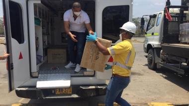 """""""Si hay huelga, se para la ayuda humanitaria a La Guajira"""""""