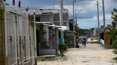 En el barrio Ciudad Caribe 3 se hicieron las primeras entregas de títulos de propiedad.