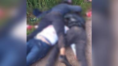 Nueva masacre: asesinan a 3 jóvenes en Norte de Santander