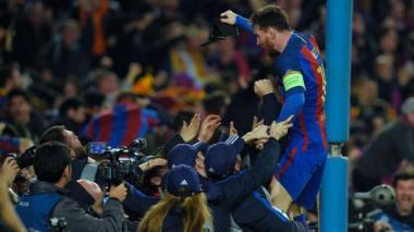 """El PSG ve """"imposible"""" el fichaje de Messi"""