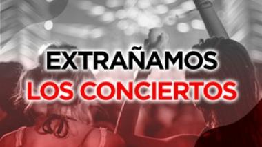 #EHContigo   El recuerdo de los conciertos