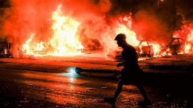 Trump envia agentes federales para contener disturbios en Wisconsin