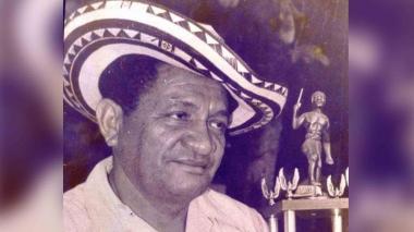 Luis Enrique Martínez, conocido como el Pollo vallenato.