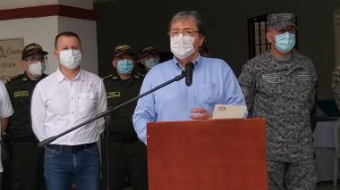 Ofrecen $50 millones para dar con responsables de la masacre en el Catatumbo