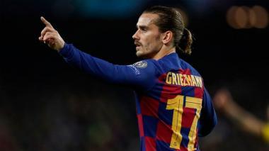 Koeman promete más relevancia a Griezmann en el Barcelona