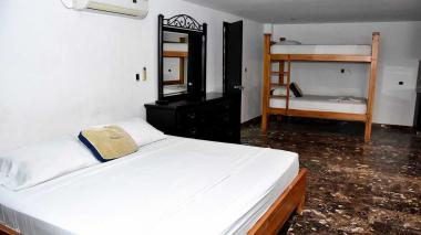 El hogar de paso cuenta con 20 habitaciones.