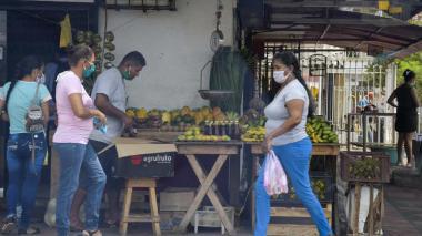 Perder el empleo y contagiarse con Covid preocupa a los colombianos