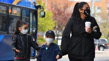 Niños asintomáticos con Covid-19 pueden expulsar virus durante unas semanas