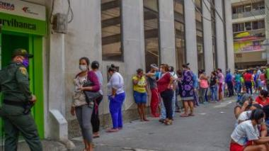 La próxima semana se hará cuarto pago de Ingreso Solidario