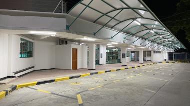 La Terminal Metropolitana de Transportes abre las puertas al público