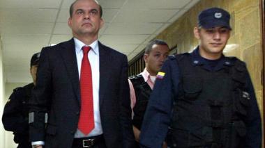 Salvatore Mancuso, exjefe paramilitar  de las Autodefensas Unidas de Colombia.