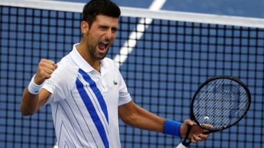 Novak Djokovic es uno de los favoritos para quedarse con el título.