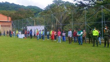 Desarticulan banda delincuencial dedicada al microtráfico en Antioquia