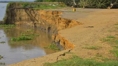 Con $670 millones inician dragado de isla para frenar erosión en Salamina