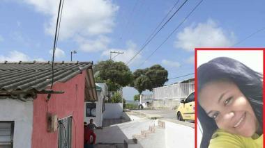 """""""Ella murió ante la mirada de todos"""": familiares de mujer electrocutada"""
