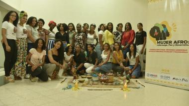 Mujeres guajiras se reúnen de manera virtual en Riohacha