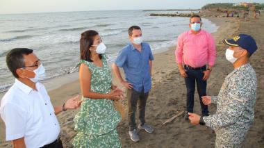 18 de septiembre, fecha tentativa para reapertura de playas en el Atlántico