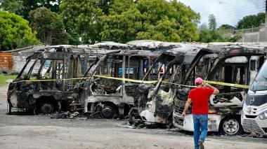 Apagar el incendio nos llevó más de 2 horas: Bomberos de Malambo
