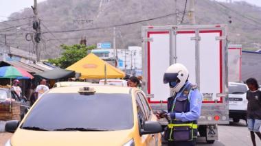 Fijan en $7.300 el valor de la carrera mínima de taxis en Cartagena