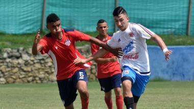 Fabián Ángel, volante de Junior, uno de los convocados.