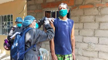 Realizan nueva jornada de vacunación gratuita en el Atlántico