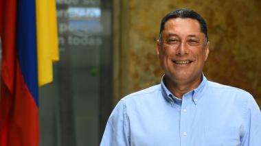 Manuel Díaz, alto consejero para la Convivencia del Atlántico.