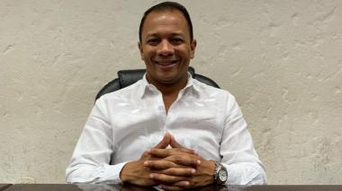 Ronal Castillejo, segundo vicepresidente del Concejo de Valledupar.