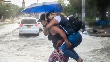 Alerta por el incremento de lluvias en septiembre
