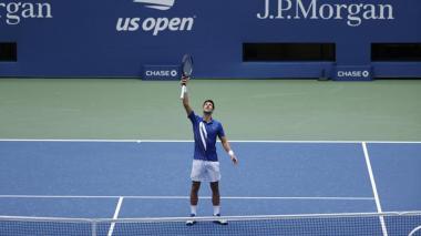 Un imparable Djokovic vence a Struff y está en octavos del US Open