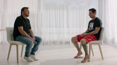 Lionel Messi comunicó oficialmente su decisión a través de una entrevista.